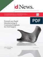 Arcam - Prototal Case Study