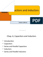 Capacitors and Inductors