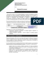 Proiect de Cercetare, Licenta 3AE, Zi