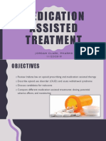 medication assisted treatment lecture final