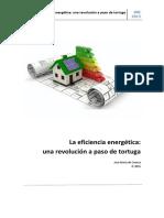 _ La Eficiencia Energética, Una Revolución a Paso de Tortuga