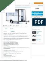 Roulotes Bar Food Truck- Novas Alcântara • OLX Portugal