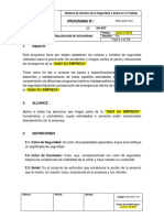 PRG-SST-013 Programa de Señalización de Seguridad