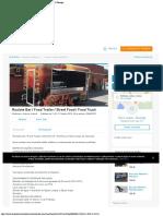 Roulote Bar  Food Trailer  Street Food  Food Truck Alcântara • OLX Portugal.pdf