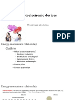 Semiconductor Optoelectronics Devices