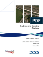 Earthing and bonding strategy