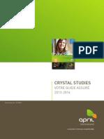 Crystal Studies