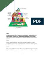 Pirámide Nutricional Qué Función Cumple Cada Grupo