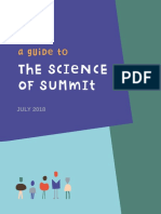 Guide to the Science of Summit
