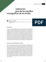 ARNOLD Denise (2017) - Una Reconsideración Metodológica de Los Estudios Iconográficos de Los Andes