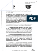 Moció Vilafranca contra Directiva de les 65 hores