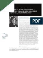 O papel das Relações Públicas nas Organizações e as Teorias da Comunicação no século XXI_
