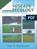 Landscape Agroecology