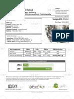 Green Label Mbh Coa 122117n