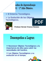 Presentacion de Unidades de Aprendizaje