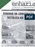 Analise Dinamnica MGL-Pórticos Metálicos