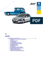 Manuel Peugeot 307-2003
