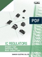 Sanken IC Regulators (2000)