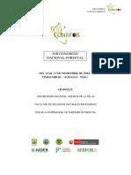 Cronograma Xiii Conafor - Unas - 2018-Oficial