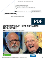 BREAKING_ O'Malley Turns in Dolan for Abuse Cover-Up