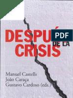 Himanen, Pekka. Crisis identidad y Estado de Bienestar. Capitulo de libro.