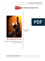 Marketing Business Plan