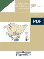 Mapa de Erosion de Suelos