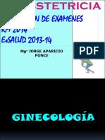 Gyo Resolucion Examen Essalud - Rm