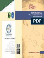 Cartografía Social Claves Para Escuelas y Organizaciones Sociales - Diez Tetamanti