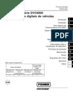 Fisher - Posicionador DVC6010 Português.pdf