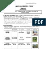 Apuntes de La Fuerza.pdf CONSE