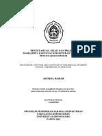 pengetahuan,  sikap,  dan praktik  terhadap pencegahan  infeksi  pada  mahasiswa Kedokteran 2011.pdf