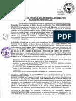 BSva N 47 Resolución Enfermería del Puesto de Comando