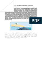 Intrusi Air Laut Pada Kawasan Pesisir Atau Pantai
