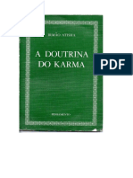 A Doutrina Do Karma