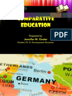 Comparative Education in  Germany