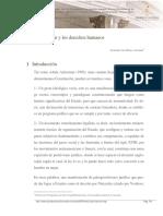 La Constitución y Los Derechos Humanos_ Armando Luis Blanco Guzmán