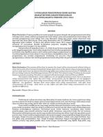 55252 ID Analisis Pengaruh Pengumuman Bond Rating