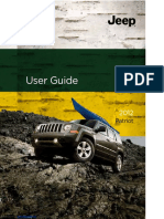 jeep patriot 2012 manual