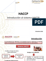 HACCP COFEPRIS