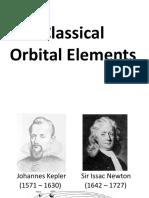 Orbital Elements