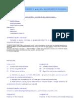 Funções sintácticas de GAdv e GPrep