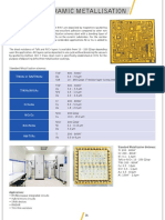 HHV - Thin Film Circuits