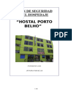 Plan de Contingencia Hostal Porto Belho