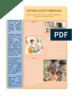 cronologia del desarrollo del bebe de 1, 2 y 3 años