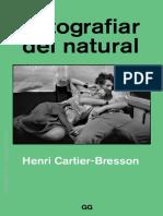 FOTOGRAFÍA DEL NATURAL