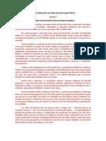 História Da Educação Física Brasileira
