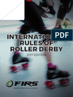International Rules of Roller Derby 2