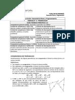 Guía Práctica de Geometría 2.2 (2018).