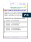 ISO 9001-2008 Process Flow Chart